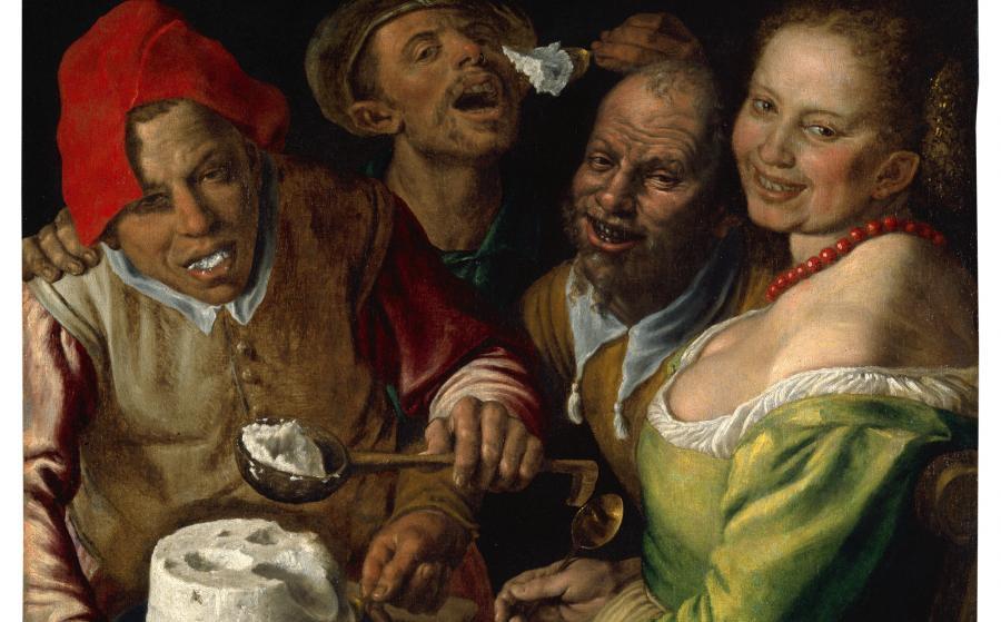 Musée des Beaux-Arts de Lyon : exposition A la mort, à la vie (vanités d'hier et d'aujourd'hui)
