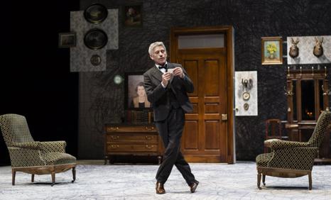 Harvey avec Jacques Gamblin   Théâtre National Populaire - Critique
