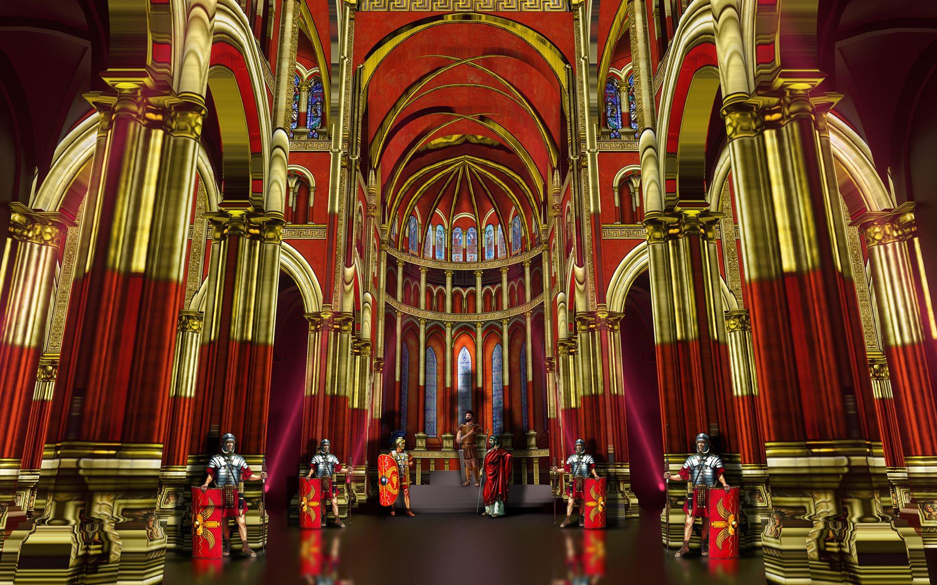 Lyon, née de la lumière - le temps des bâtisseurs