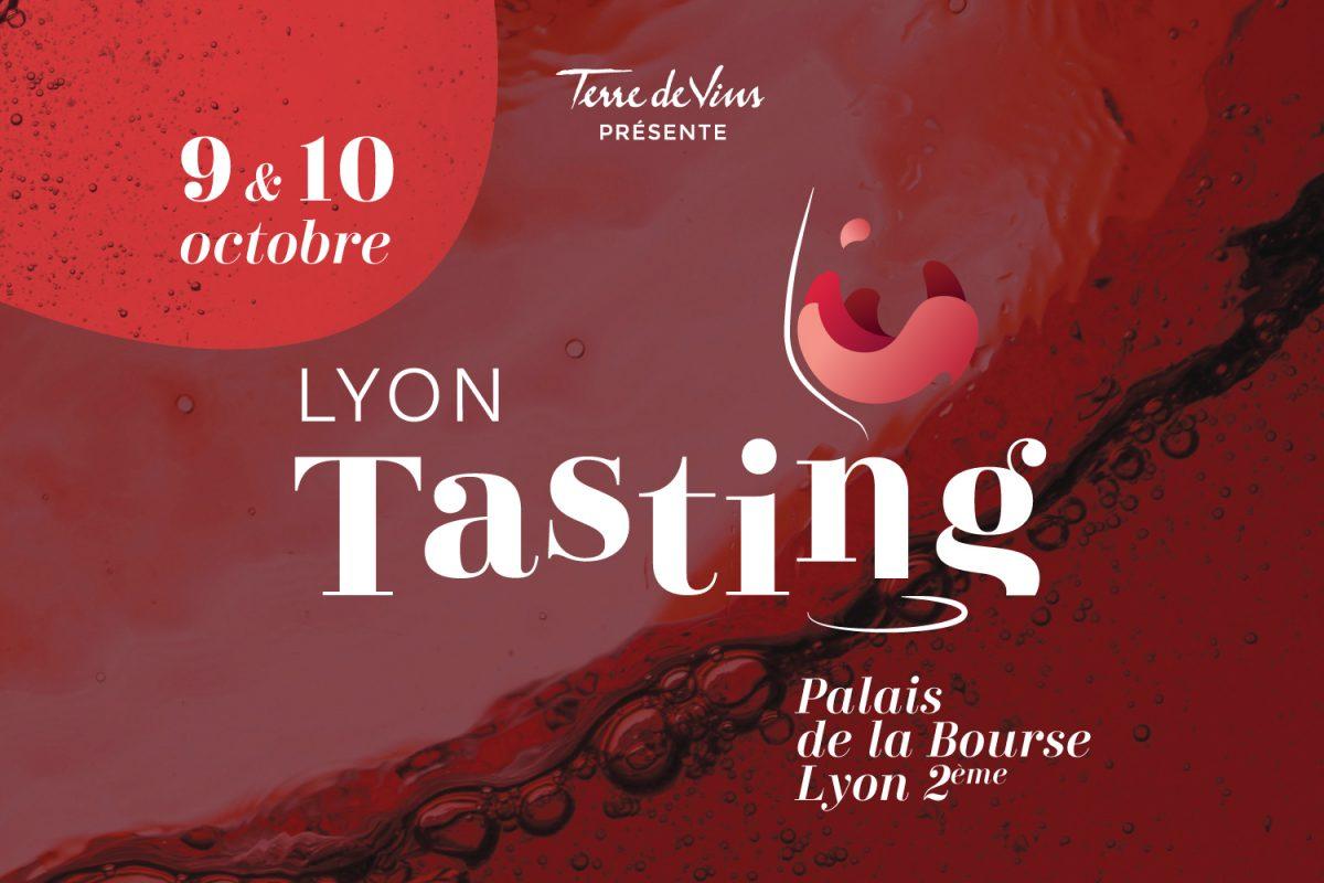Lyon Tasting 2021 - Terre de Vins